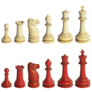 Classic Staunton Chess Set by Authentic Models GR021