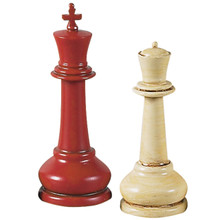Masters Staunton Chess Set GR027