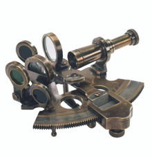 Bronze Pocket Sextant by Authentic Models KA030