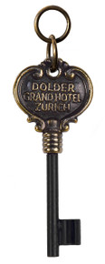 Grand Hotel Den Dolder Zürich Key Ring KC102