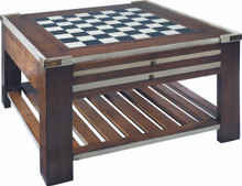 Authentic Models Game Table Ivory MF005