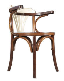 Navy Chair, Honey
