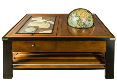 Globe Table by Authentic Models MF123