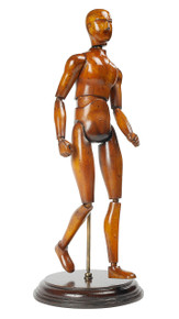 Articulated Artist Mannequin Model MG008F
