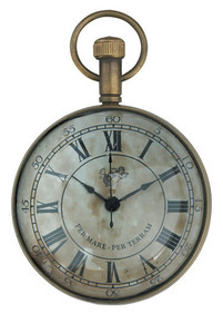 Eye Of Time Clock by Authentic Models SC050 - Front