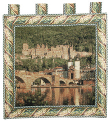 Tapestry Heidelberg Palace