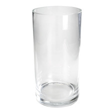Glass Sphere Vase 11.8 inch AM117