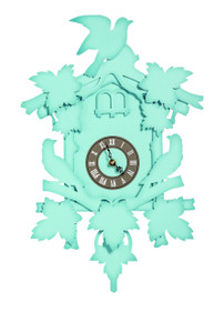 Flew The Coop Cuckoo Clock, large