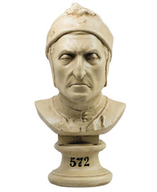 Durante degli Alighieri - Dante Bust by Authentic Models AR050