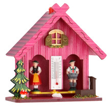 Weather House Pink