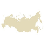 Russia Antique Maps Icon