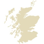 Scotland Antique Maps Icon