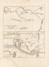 Central Africa Antique Map Pinkerton 1804