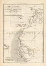 Northern Africa Antique Maps Old Northern Africa Maps Vintage