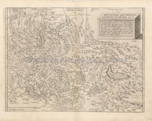 Switzerland Antique Map Ortelius 1571