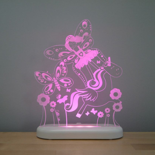 Aloka Night Light Fairy Land Pink