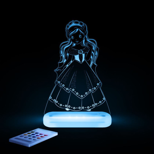 Aloka Lights Princess Blue