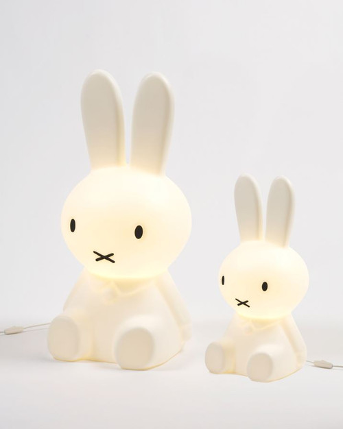 Miffy Lamp XL Both Sizes