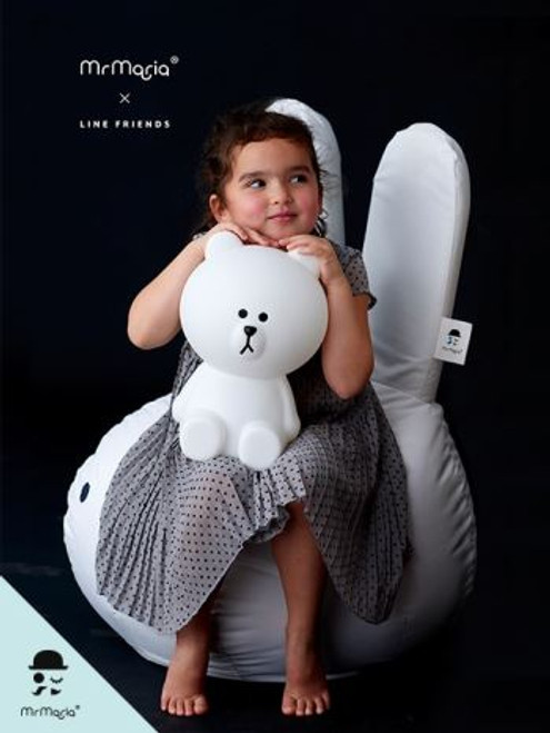 Mr Maria Inline Brown Bear Miffy Lamp Small