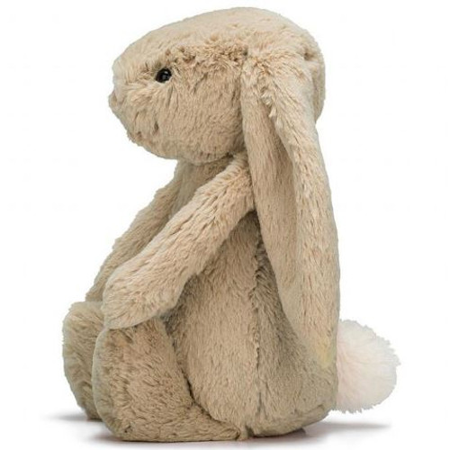 Jellycat Bunny Brown Medium Side Shot