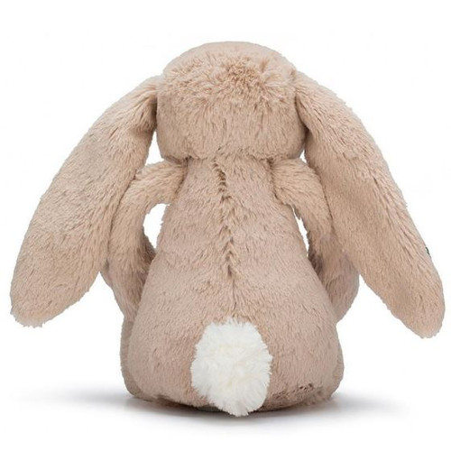 Jellycat Bunny Brown Blossom Small Back