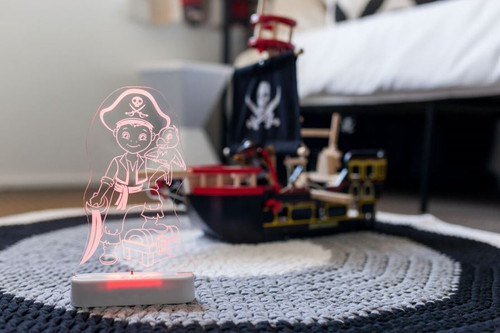 Aloka Sleepy Lights Pirate Styled