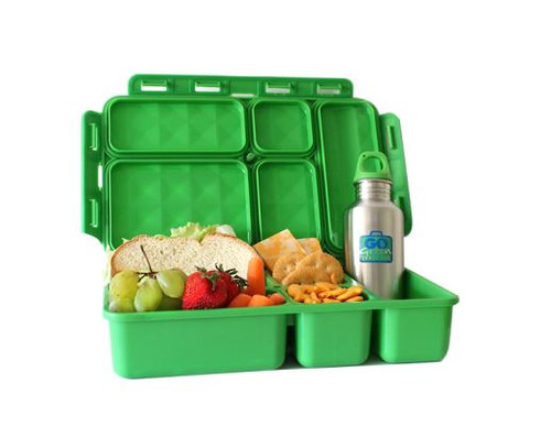Go Green Lunch Box - Green