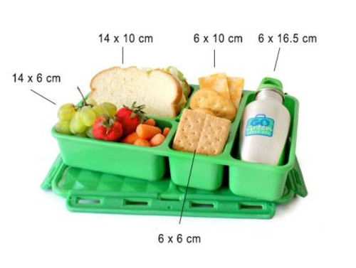 Go Green Lunch Box Set