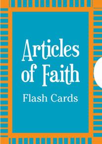 Articles of Faith Flashcards *