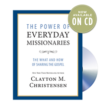 The Power of Everyday Missionaries (Book on CD) The What and How of Sharing the Gospel