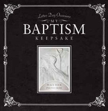 My Baptism Keepsake (Hardcover) *
