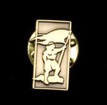 Captain Moroni Tie Tac (Bronze)