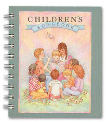 Children's Songbook (Pocket size) (Coil-bound Paperback) *