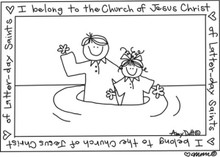 Baptism Color Pillowcase (Girl)