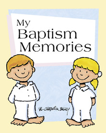 My Baptism Memories (Hardcover)