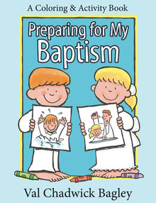 Preparing for My Baptism (Paperback)