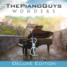 The Piano Guys:  Wonders Deluxe Edition (CD & DVD Combo) *