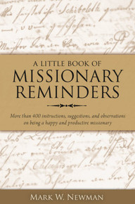 The Little Book of Missionary Reminders (Paperback) *