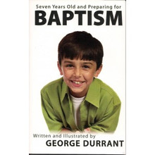 Seven Years Old and Preparing For Baptism (Paperback) *