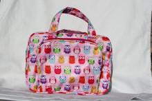 Keelie Owl Tote (Pink) *