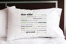 Missionary - Dear Elder Pillowcase