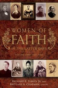 Women of Faith in the Latter Days: Volume 2, 1821-1845 (Hardback) *