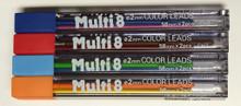 8-Lead Refill for 8-Color Pentel Pencil *