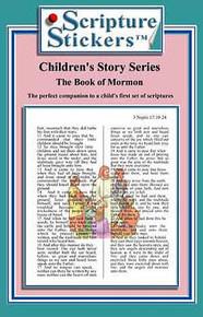 Scripture Stickers Children's Book of Mormon *