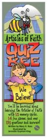 Articles of Faith Quiz Bee - Game *