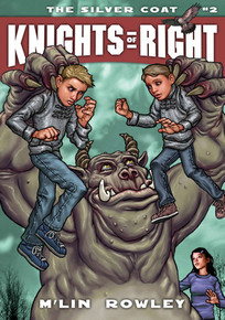 Knights of Right Vol 2:  The Silver Coat  (Paperback) *