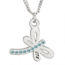 CTR Dragonfly Necklace *