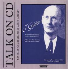 J. Golden (Talk on CD) *
