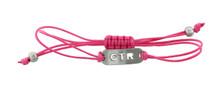 String Bracelets, Hot Pink*