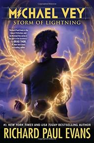 Michael Vey Vol 5: Storm of Lightning (Paperback) *